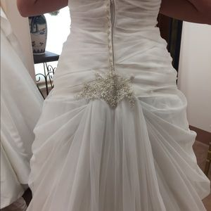 Mori Lee Dresses - Morilee wedding gown